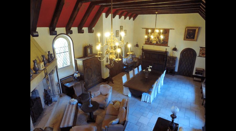 Salle de séjour du Grismoustier