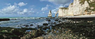 Falaises d'Etretat ©Seine-Maritime Tourisme - H. Zangl