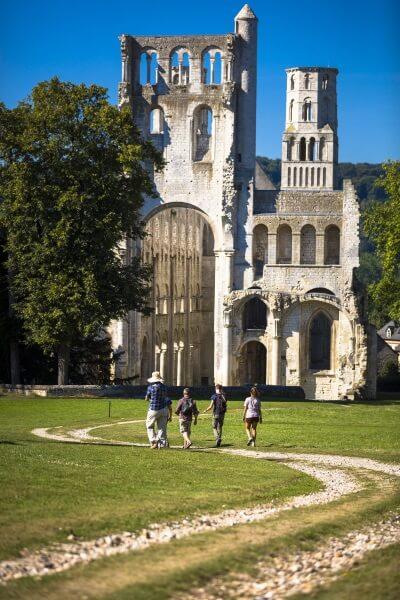 Abbaye de Jumièges ©Seine-Maritime Tourisme - V. Rustuel