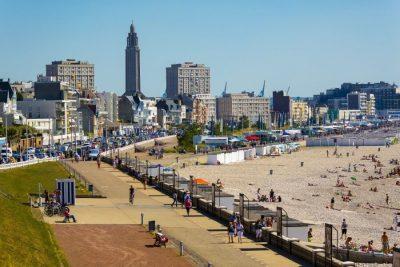Front de mer du Havre ©Seine-Maritime Tourisme - V. Rustuel