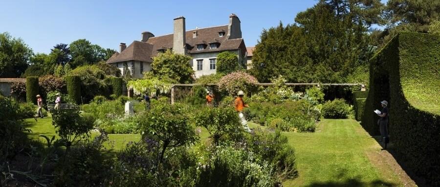 Jardin du Bois-des-Moutiers de Varengeville sur Mer- ©Seine-Maritime Tourisme - H. Zangl